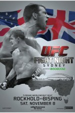 Ufc Fight Night: Rockhold Vs. Bisping