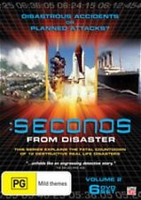 Seconds From Disaster: Season 3