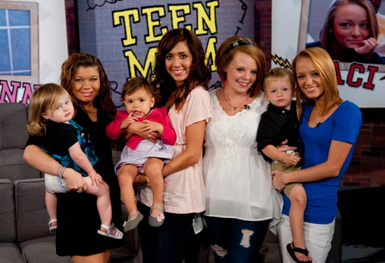 Teen Mom: Season 1