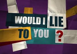 Would I Lie To You?: Season 1