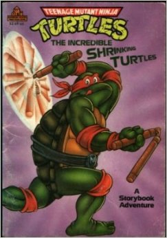 The Incredible Shrinking Turtles: Season 7