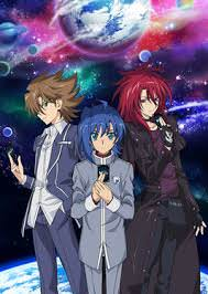 Cardfight!! Vanguard (2018) (dub)