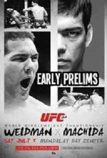 Ufc 175 Early Prelims