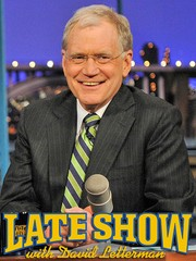 Late Show With David Letterman: Season 2015