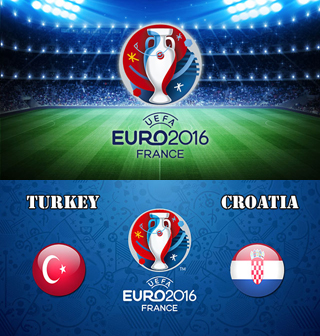 Uefa Euro 2016 Group D Turkey Vs Croatia