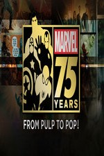 Marvel 75 Years: From Pulp To Pop!