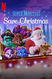 Super Monsters Save Christmas