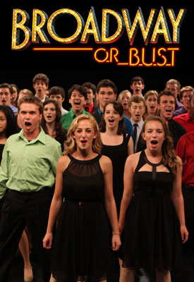 Broadway Or Bust: Season 1