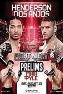 Ufc Fight Night Henderson Vs Dos Anjos Prelims