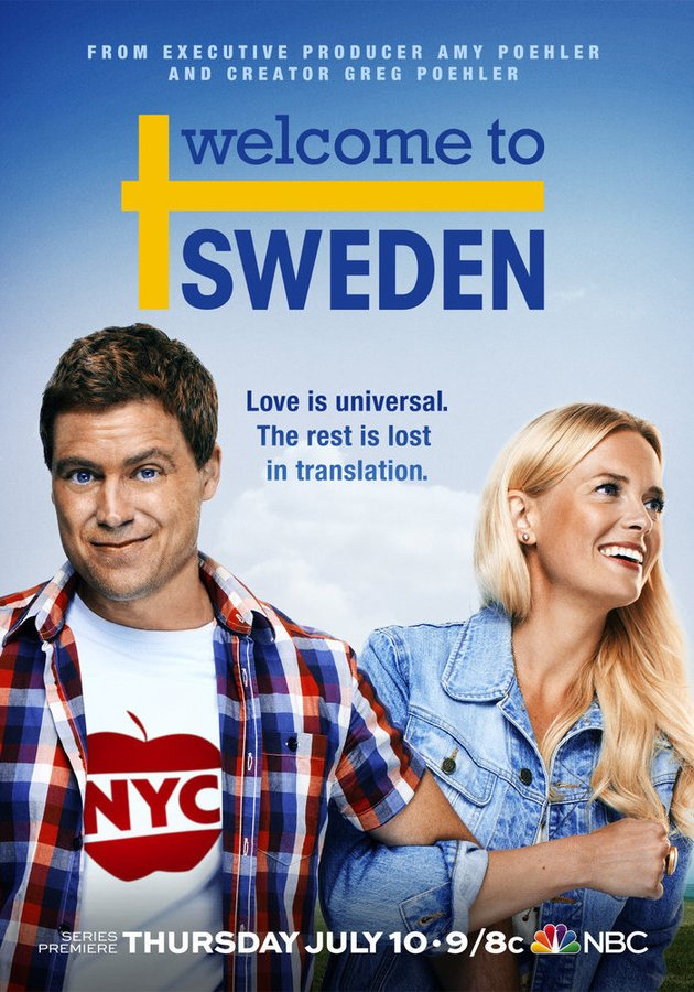 Welcome To Sweden: Season 1