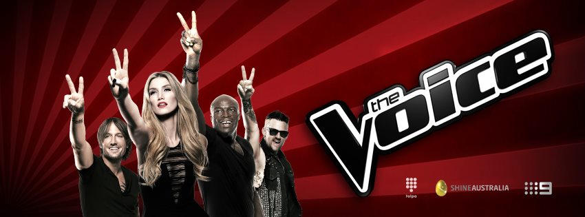 The Voice Au: Season 1