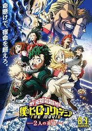 My Hero Academia The Movie: The Two Heroes (dub)