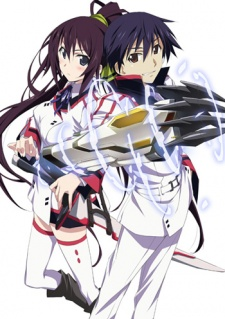 Is: Infinite Stratos (sub)