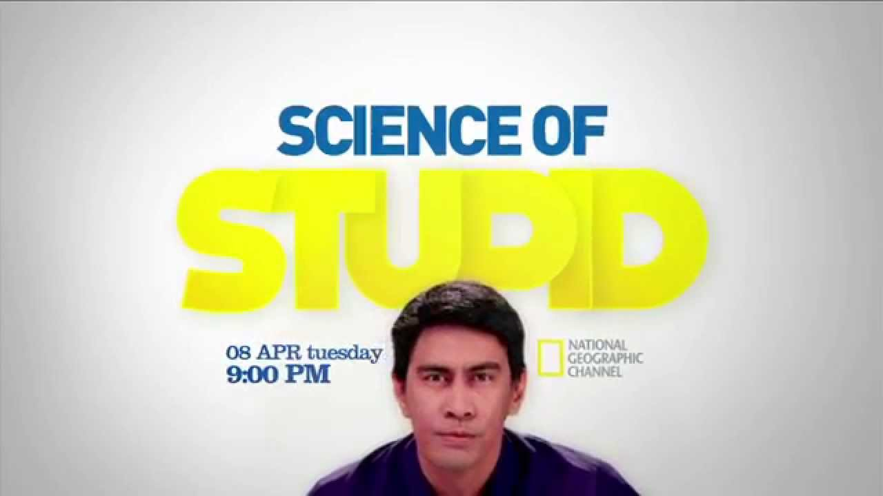 Science Of Stupid: Season 1